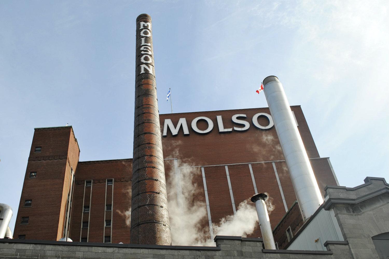 patrimoine industriel montreal : L'usine Molso