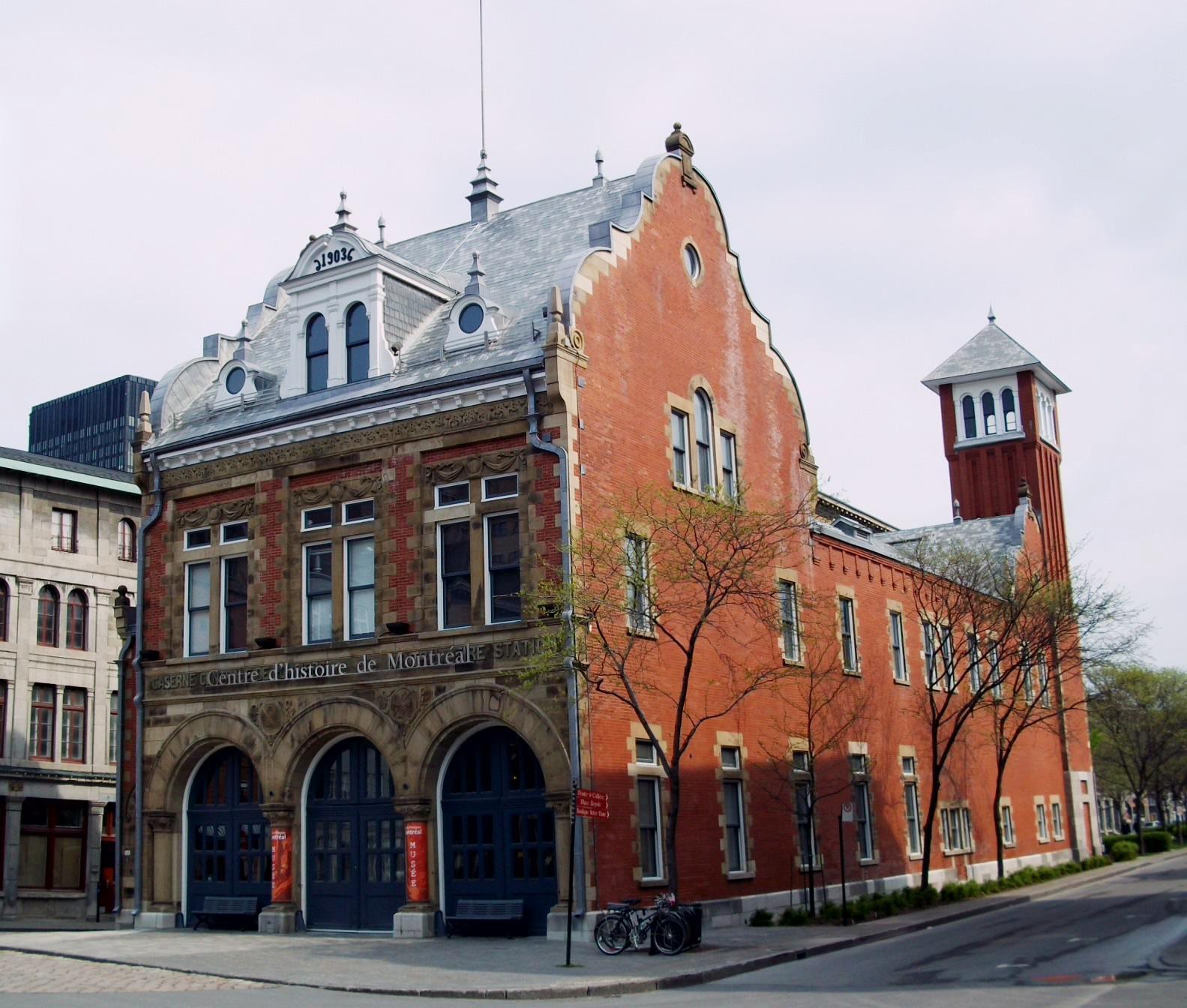 patrimoine industriel montreal : centre d'histoire