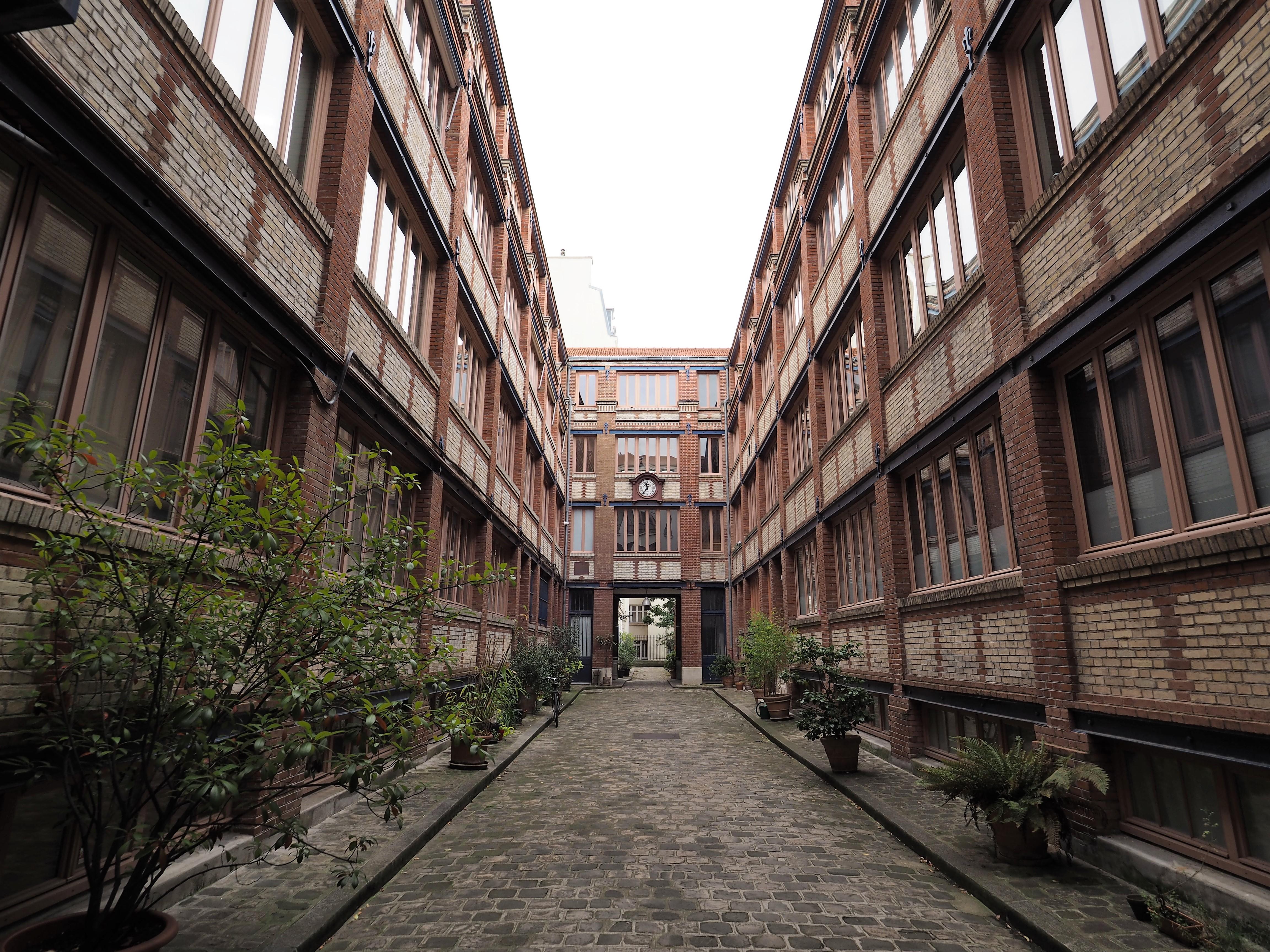 patrimoine industriel montreal : entrepot