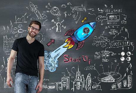 travailler dans une start-up