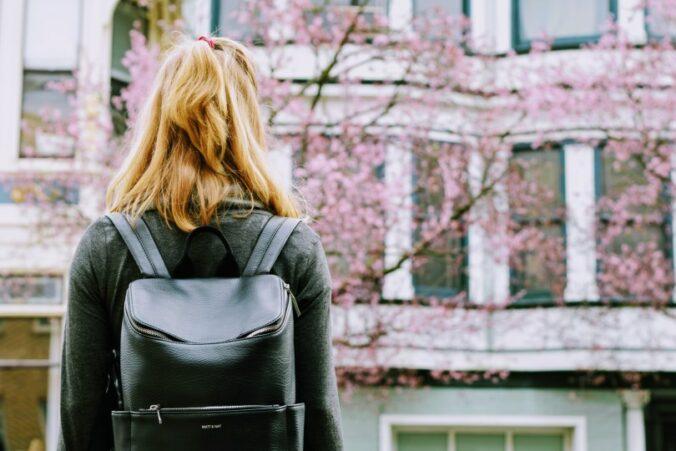 sac à dos femme travail